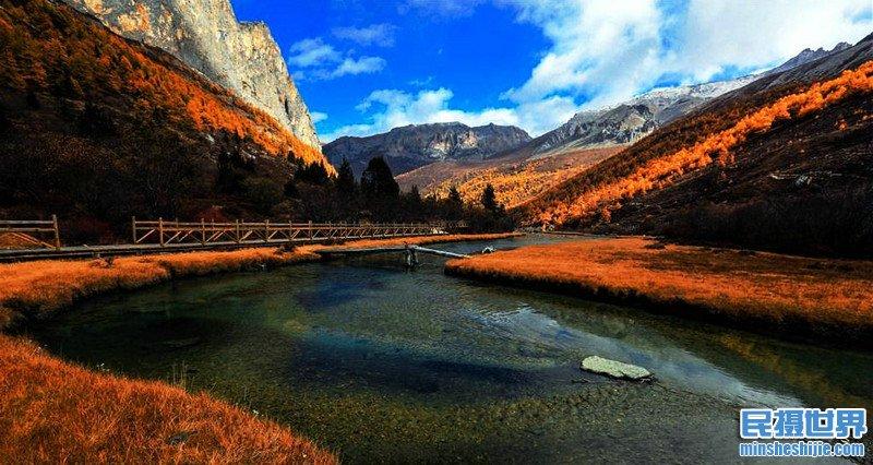 10月金秋川西摄影团-色达-亚青寺-稻城亚丁-措卡湖-新都桥摄影团