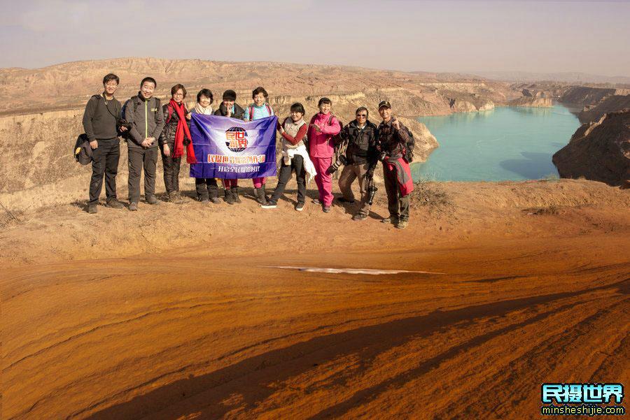 民摄世界壶口瀑布-波浪谷-雨岔大峡谷摄影团-中国最美羚羊谷摄影活动