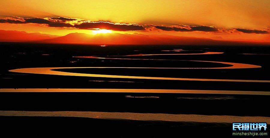 大美新疆摄影团-伊犁-赛里木湖-人体草原-八卦图-九曲十八弯-薰衣草摄影团