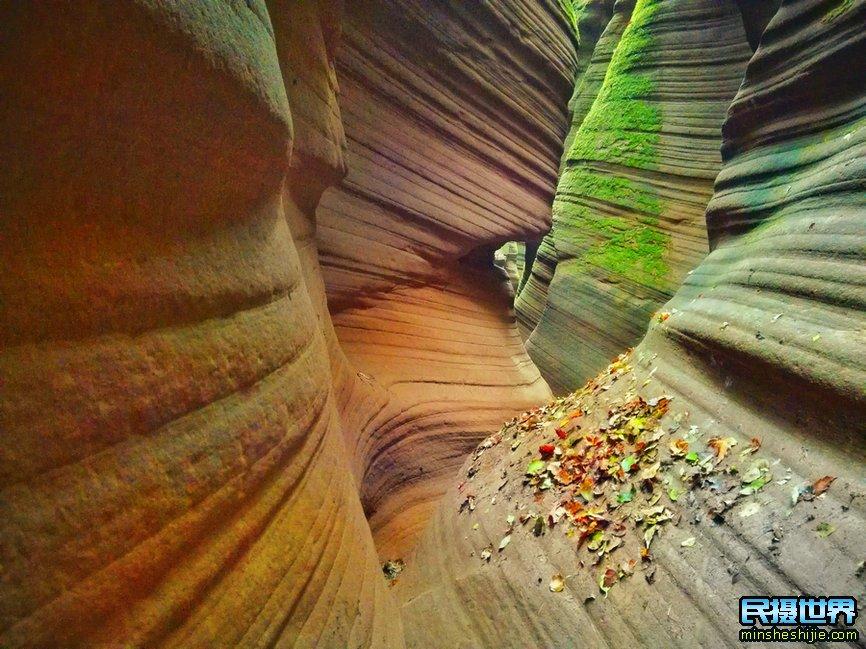 壶口瀑布摄影团-波浪谷丹霞-甘泉雨岔大峡谷摄影团-感受古窑洞与漫山遍野的花季摄团