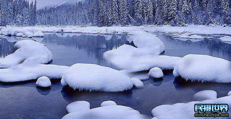 民摄世界新疆冰雪摄影团之喀纳斯-白哈巴-禾木冰雪摄影创作-第二个雪乡精彩再现