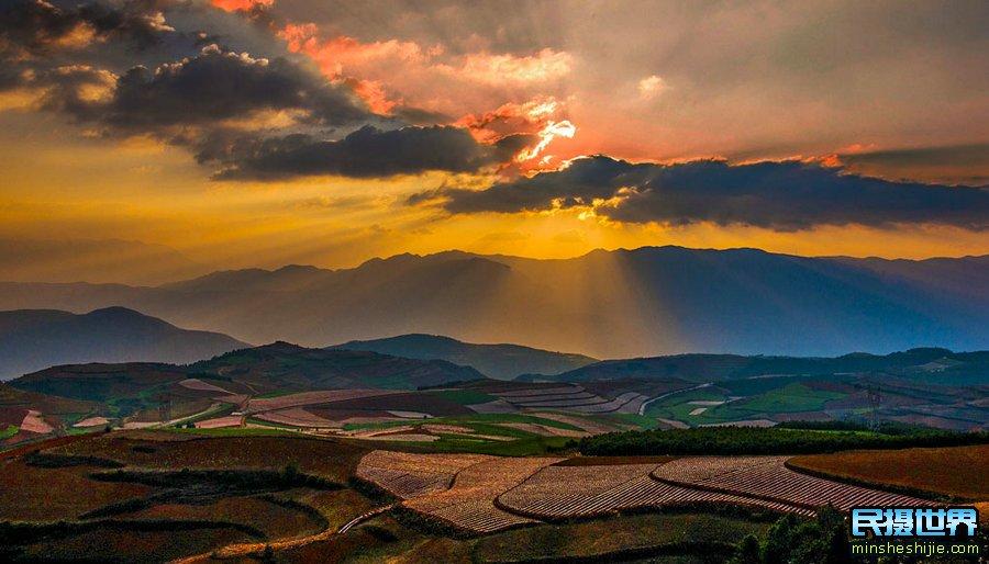 云南自由行摄影旅游创作