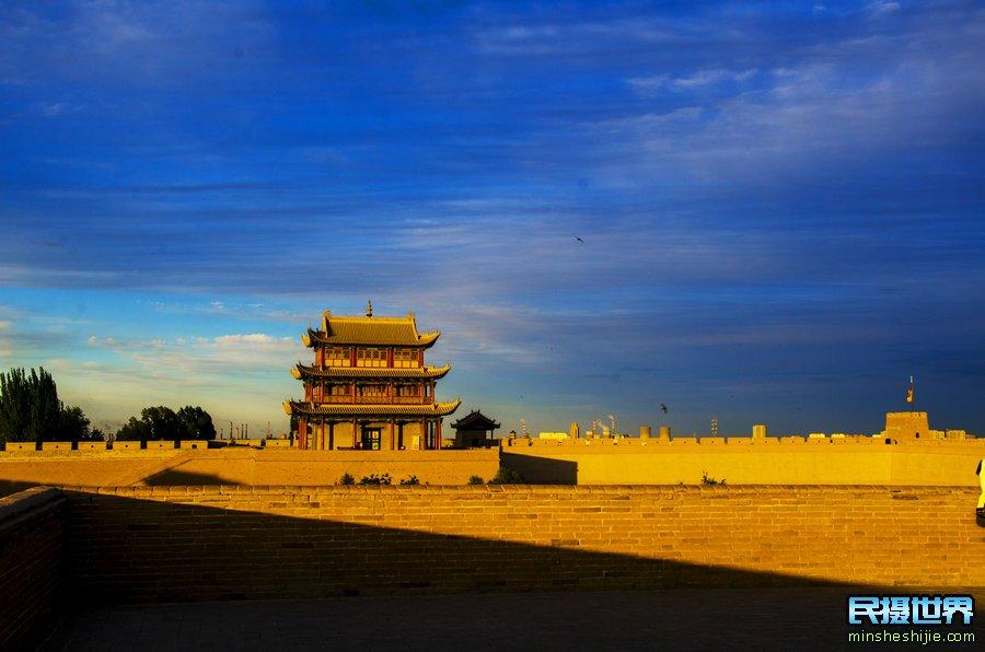 跟民摄世界前往青海甘肃大环线摄影采风感想