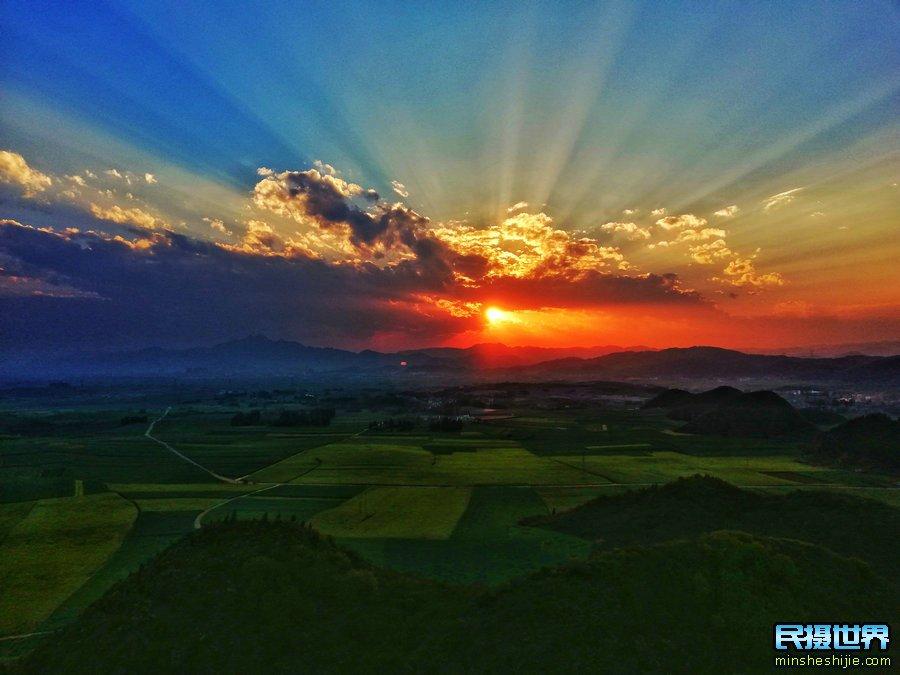 云南旅游摄影团之九龙瀑布群-多依河-鲁布革三峡风景区-罗平旅游摄影团