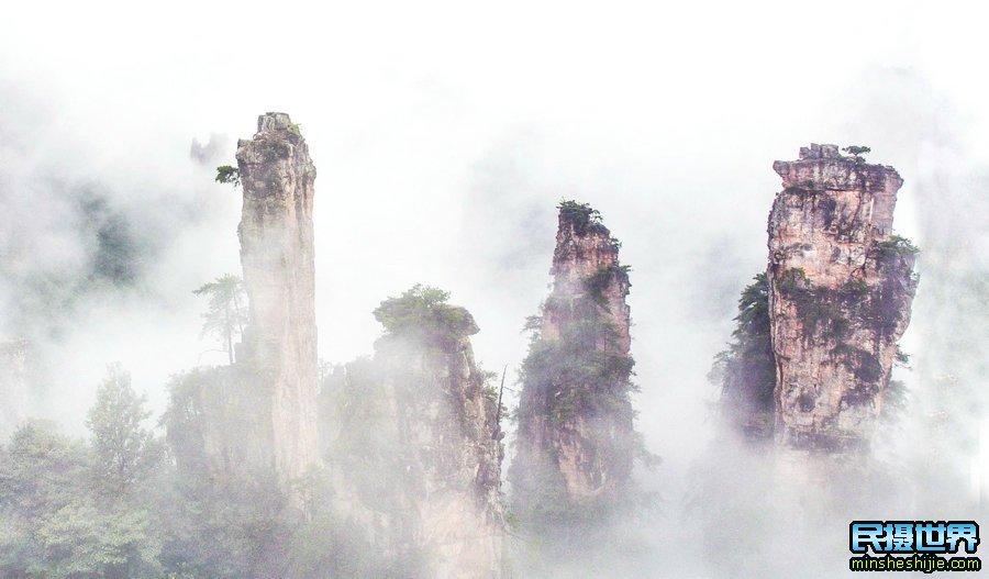 湖南张家界摄影团-水上丹霞-凤凰古城-紫鹊界梯田-小东江摄影团