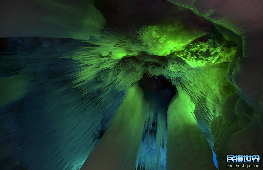 冰雪黄河壶口瀑布摄影团之乾坤湾-万年冰洞-碛口古镇-李家山-波浪谷甘泉雨岔大峡谷摄影团