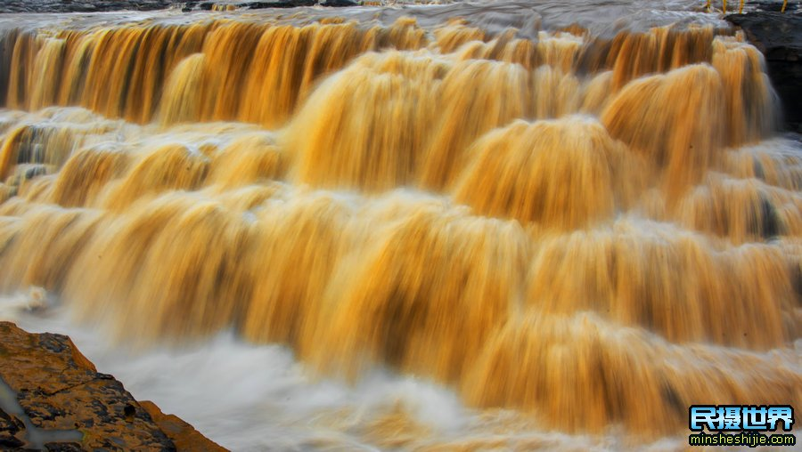 壶口瀑布摄影团-甘泉雨岔大峡谷-波浪谷摄影团-感受古窑洞与漫山遍野的花季摄团