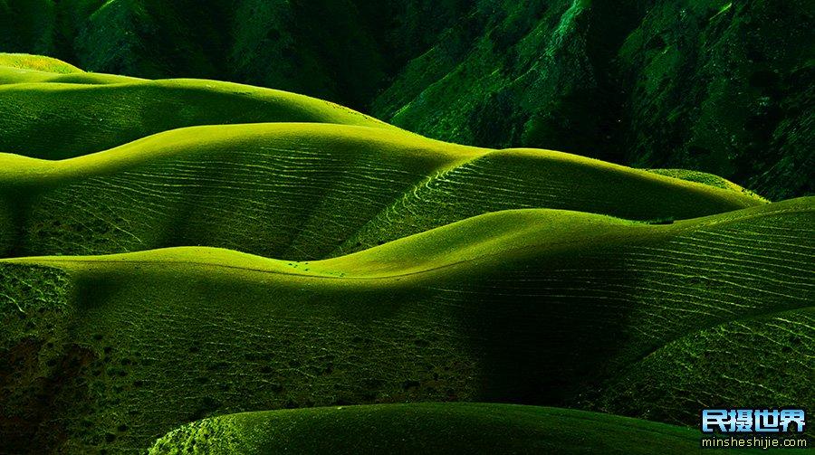 7月人体草原喀拉峻草原深度摄影采风活动